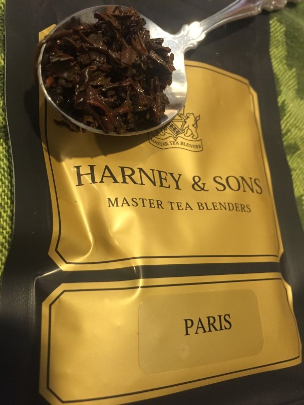 Harney and sons paris tea review