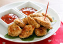 Healthy Baked Chicken Nuggets – Recipe