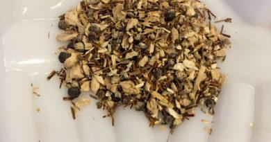 Tea Review – Ginger Zinger – Earth Teaze