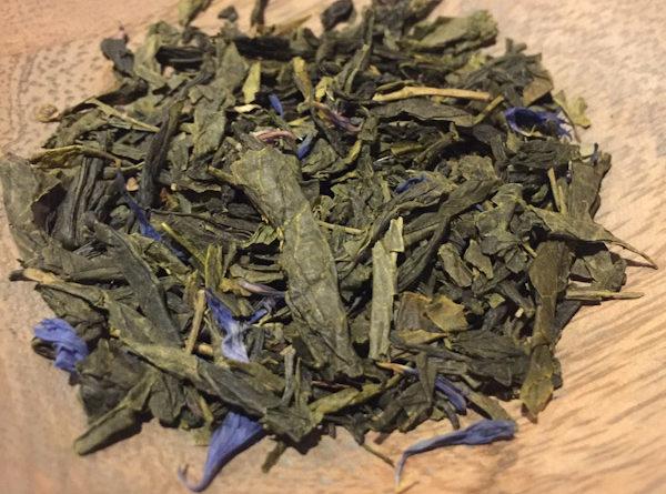 Tea Review – Earl Grey Green – Adagio Tea