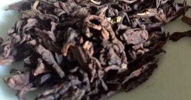 Tea Review – Mint Chilla Chai Nilla – The Spice and Tea Excange