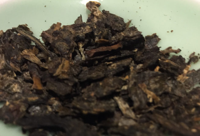 Tea Review – Limited Edition Raw Pu'Reh Vintage 2008 First Spring – Bana Tea Company