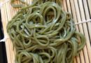 Cook With Tea – Japanese Green Tea Noodles
