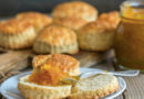Tea Recipe – Vegan Orange tea Biscuits