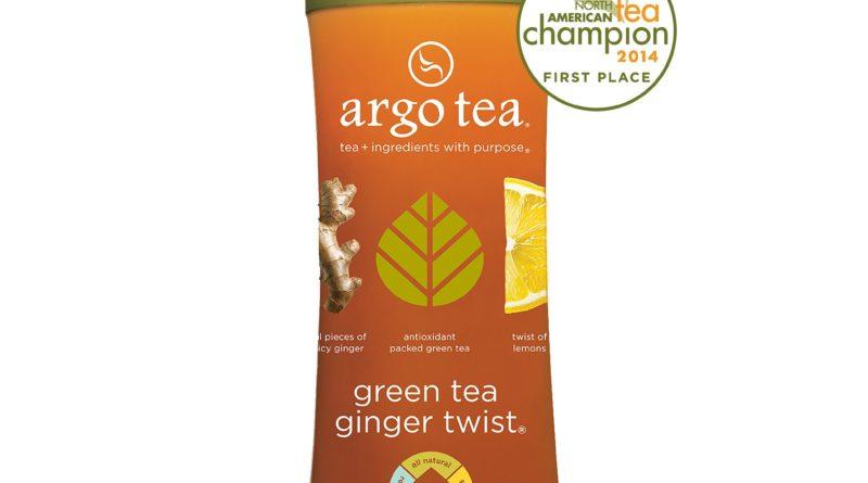 Tea on the GO! – Argo Bottled Tea – Green