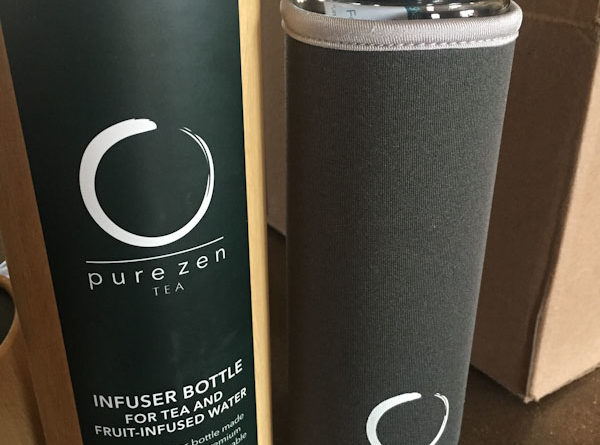 Review – Pure Zen Infused Tumbler