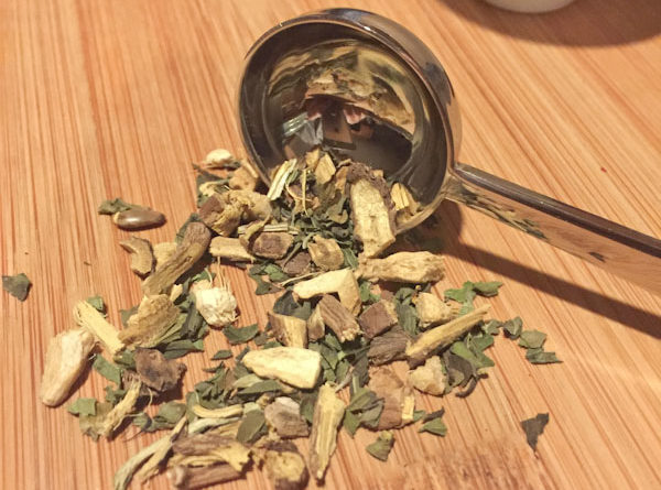 Tea Review of MD Teas: Masala Chai, Topsy, Liberty Spirit and The Devil is a Woman