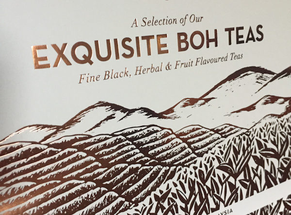 Tea Review BOH Teas –  Chamomile, Peppermint, Lemon Myrtle