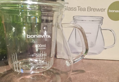 Product Review: Bonavita Glass Tea Brewer