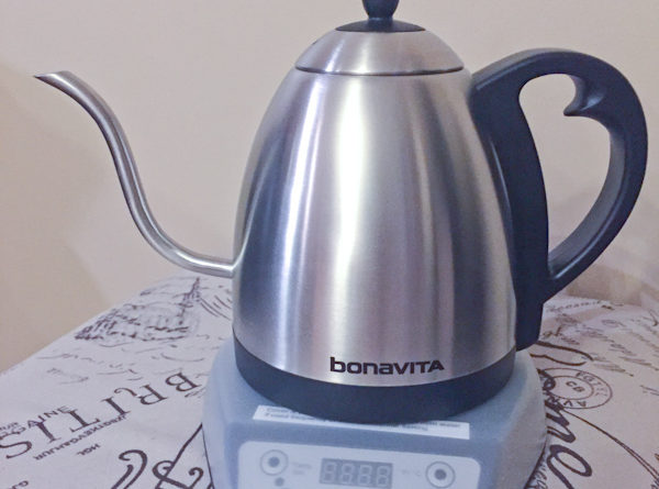 Product Review: Bonavita Gooseneck Kettle