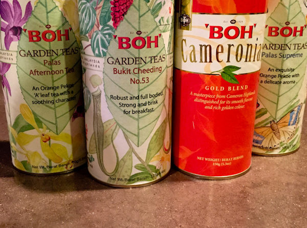 BOH TEAS – Cameronian, Palas, Bukit Cheeding and Palas Supreme