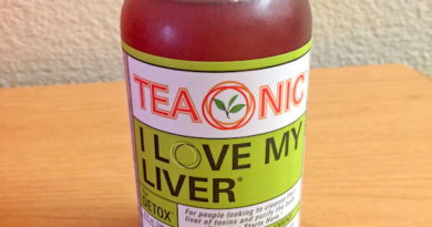Tea Review: Teaonic Love My Liver