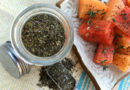 GREEN TEA SALT